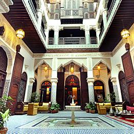 One Night in a Fez Riad