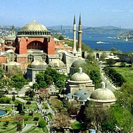 Tour to: Topkapi Palace, Istanbul Hippodrome, Basilica Cistern and the Grand Bazaar