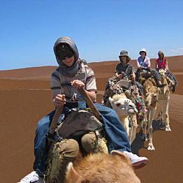 3d/2n Berber Desert Tour