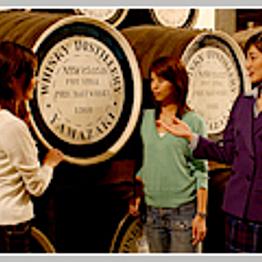 Yamazaki Distillery Tour (souvenir)