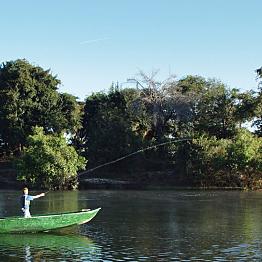 Fly Fishing in Zambia