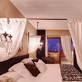 A luxury hotel on the coast of San Sebastien