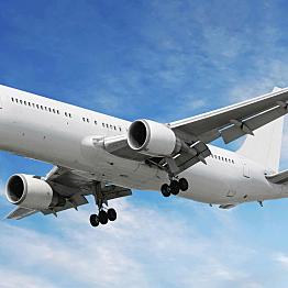 Flight from Barcelona, Spain to Rome, Itally