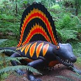 Dino Fun at Prehistoric Gardens