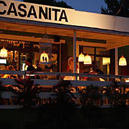 Dinner at Casanita