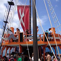 Jolly Roger Snorkel Excursion