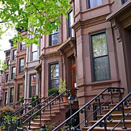 Classic NYC Brownstone