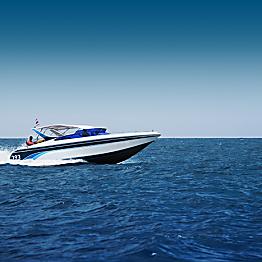 Speed Boat Rentals
