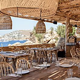 Special Lunch in Mykonos