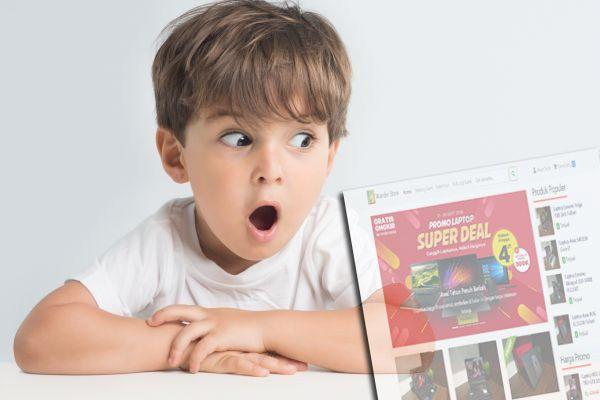 Promo Pembuatan Toko Online