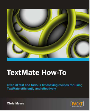TextMate How-To Book Cover