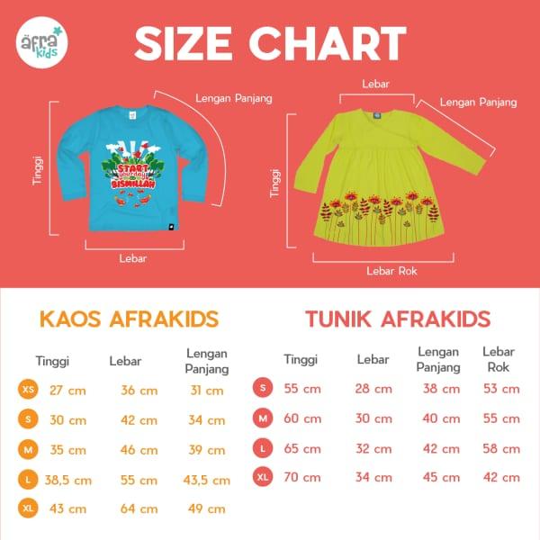 Afrakids Celana Anak FAT005