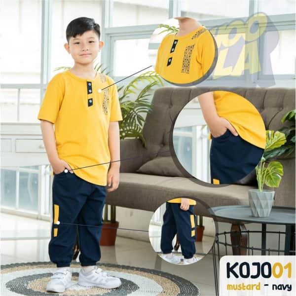 Koko Joger Anak by Hoofla