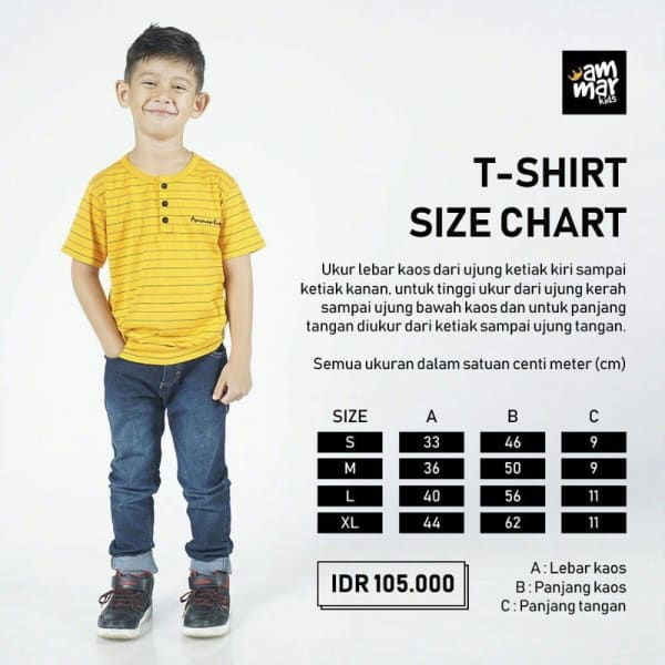 Tunik Kaos Anak