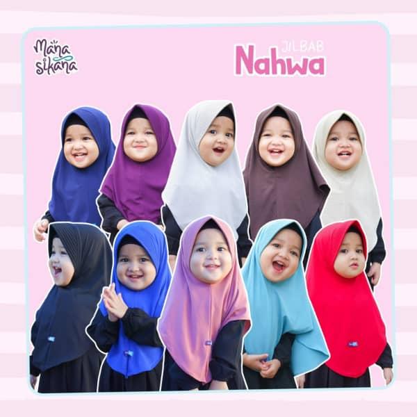 Jilbab Anak Nahwa by Manasikana