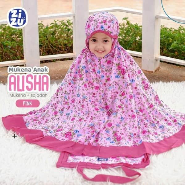 Mukena Anak Alisha