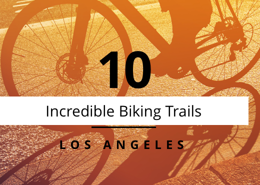los angeles biking trails