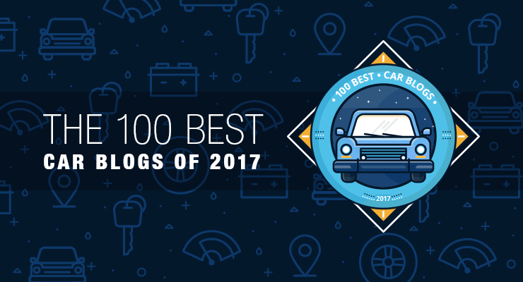 the 100 best car blogs of 2017