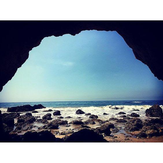El Matador hidden beach
