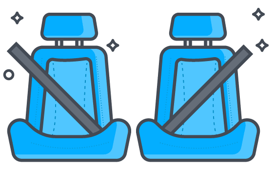 How often should you condition your leather seats?