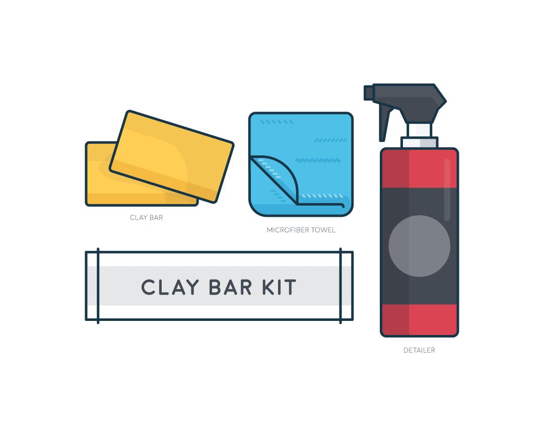 clay bar kit