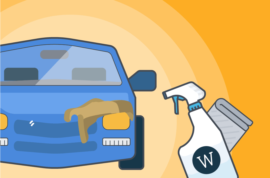 How does a Waterless Car Wash work