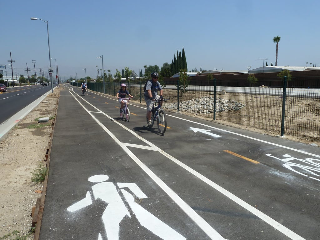 Metro Orange Line Bike Path