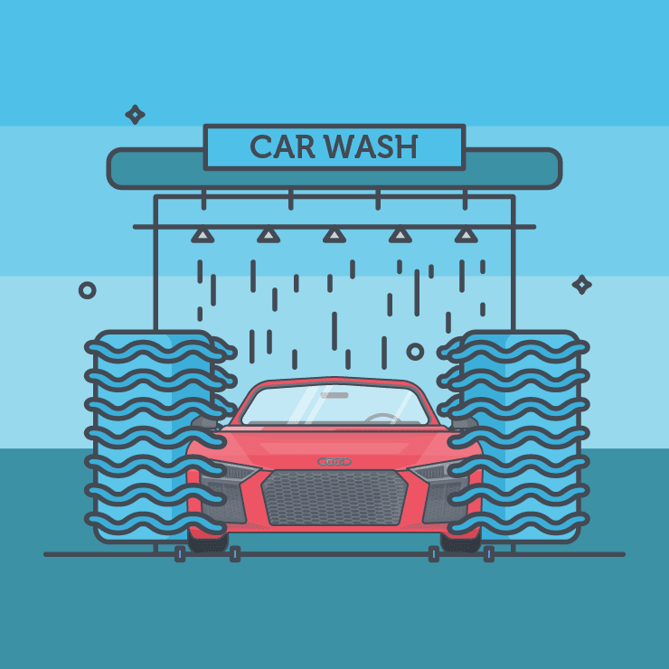 car detailing versus car wash