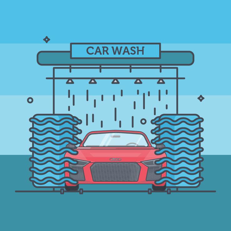 car detailing versus car wash