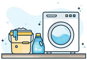 wash microfiber towels