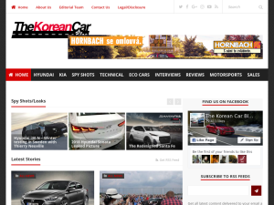 korean car blog