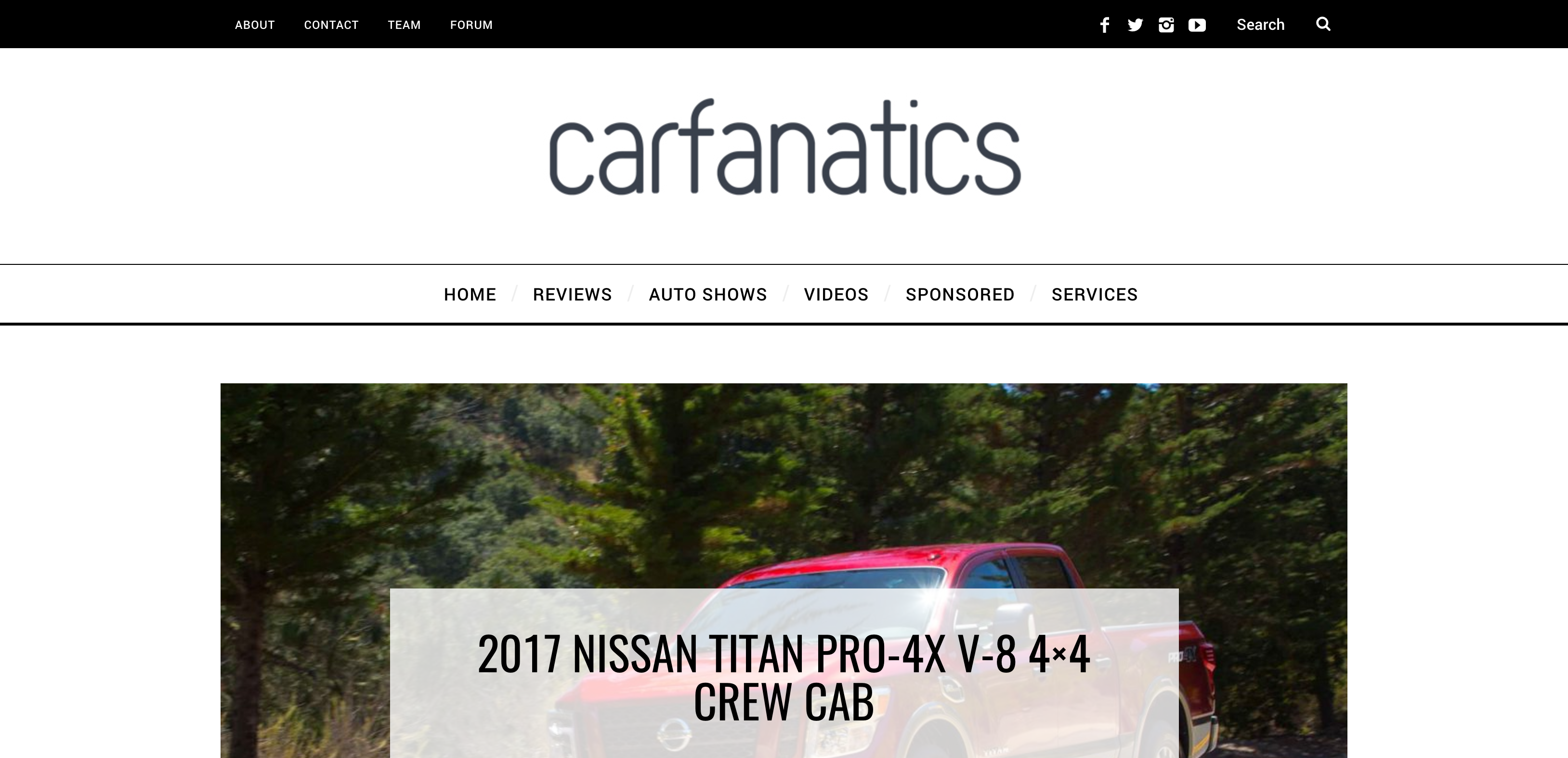 Car Fanatics Blog