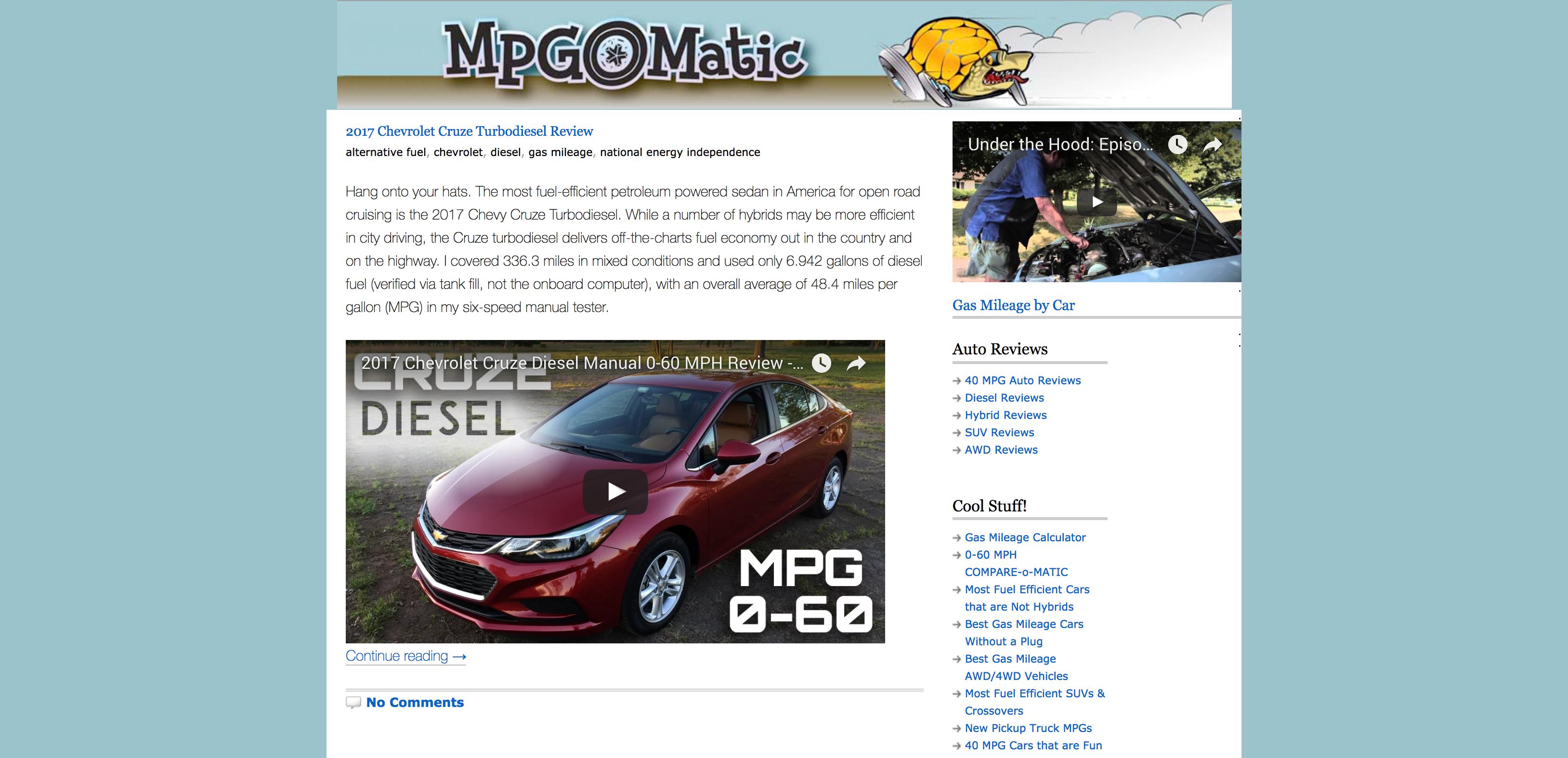 MPGoMatic
