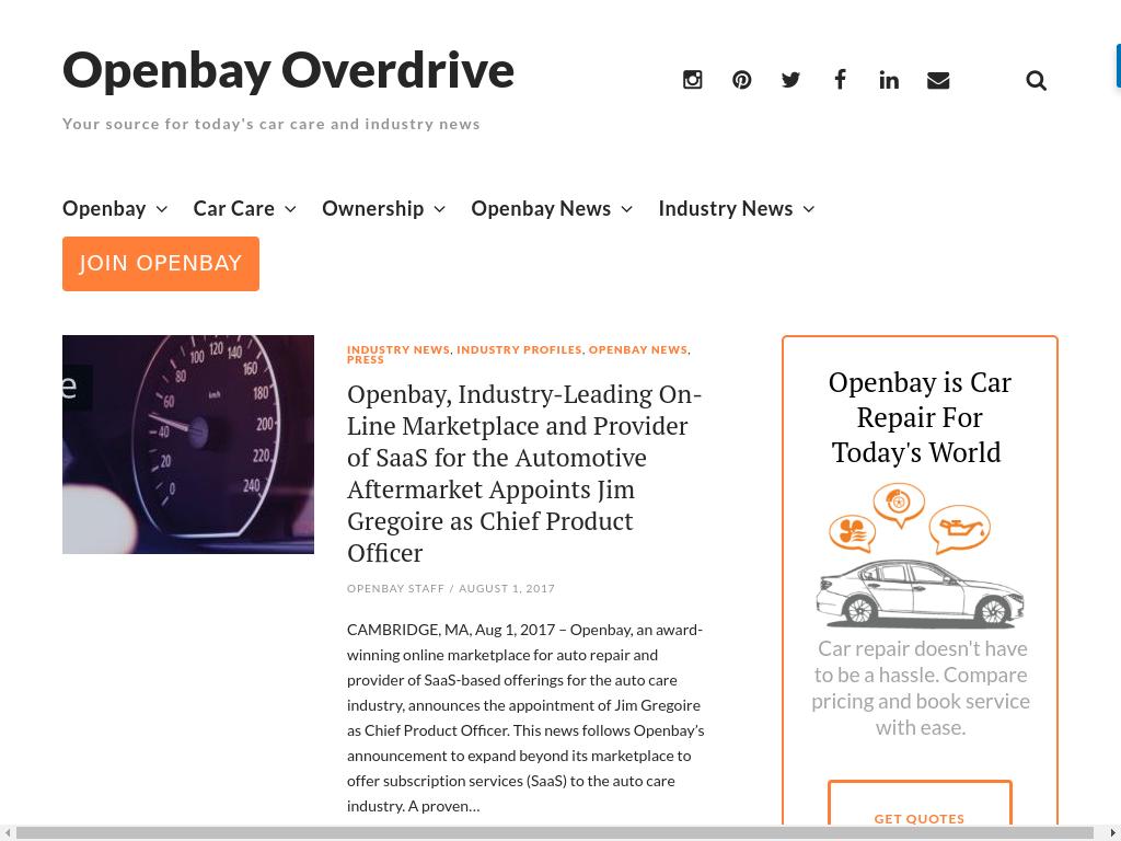 openbay overdrive