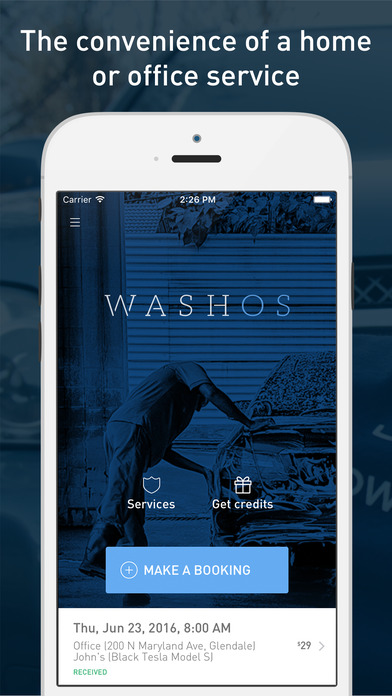 washos app screenshot 4