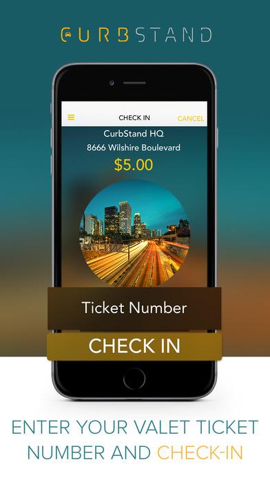 curbstand car apps screenshot 2