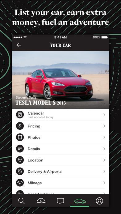 turo car apps screenshot 4