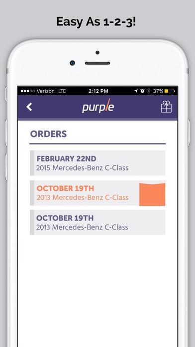 purple apps screenshot 3