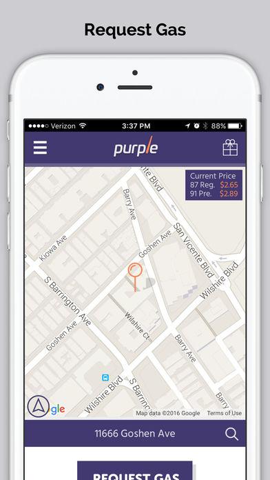 purple apps screenshot 2