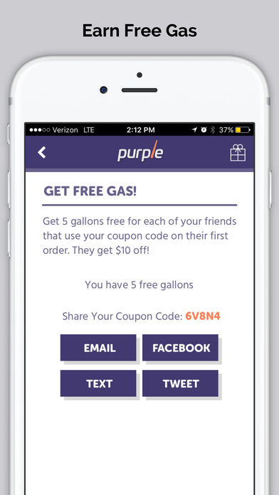 purple apps screenshot 1