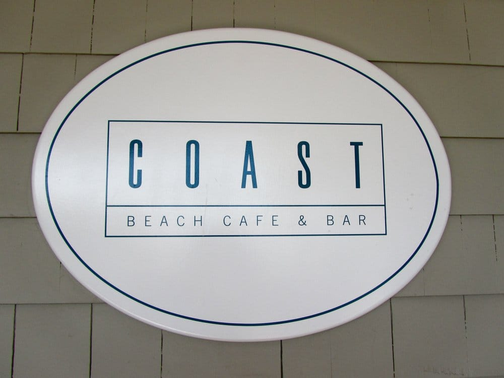 Coast Beach Cafe & Bar