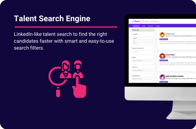 Talent Search Engine