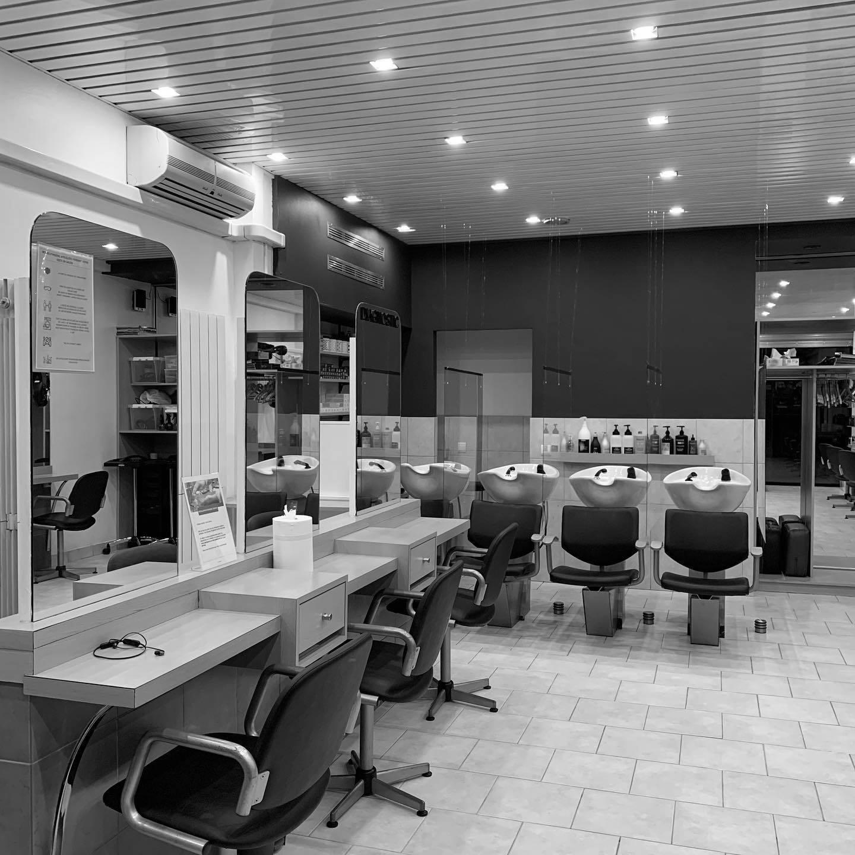 Salon de coiffure à Arcueil