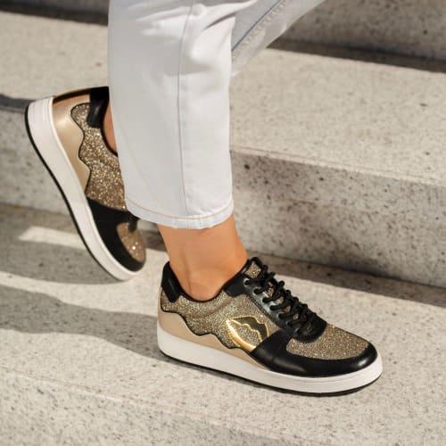 Sneakers loulou Bon baisers de Paname 125€