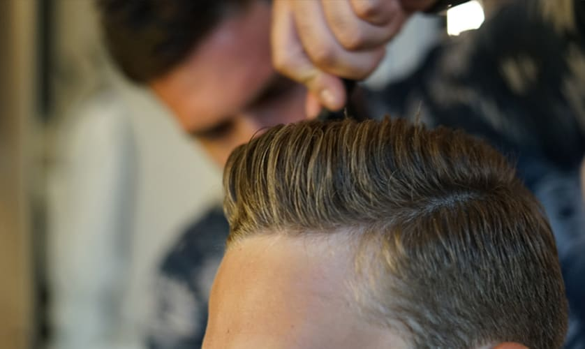 Coiffure homme chez Mr Nomade