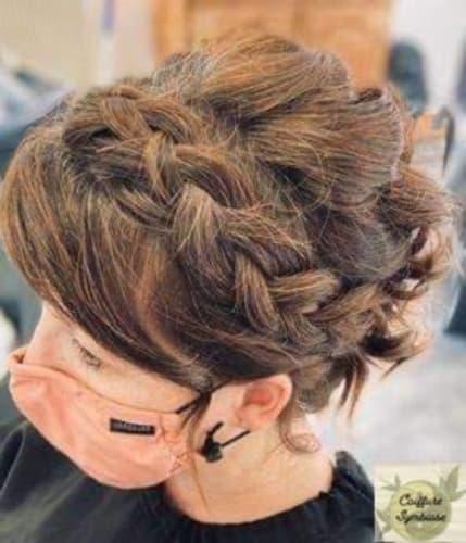 Chignon Cheveux