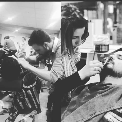 Taille de barbe chez Tendance et Style by Axel