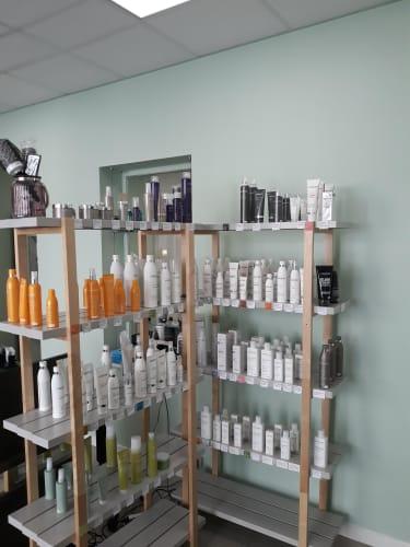 Les produits capillaires de la marque LA BIOSTHETIQUE du salon de Coiffure Le Miroir d'Olivia à Rennes