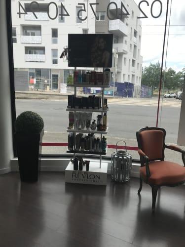 Salon de coiffure mixte