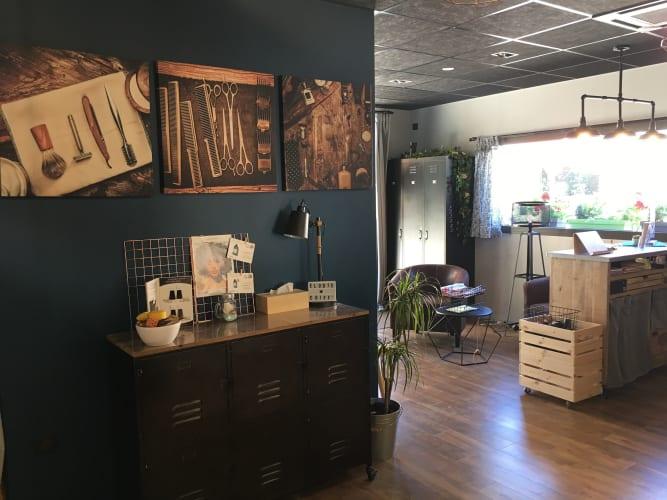 Salon de coiffure à Sarry